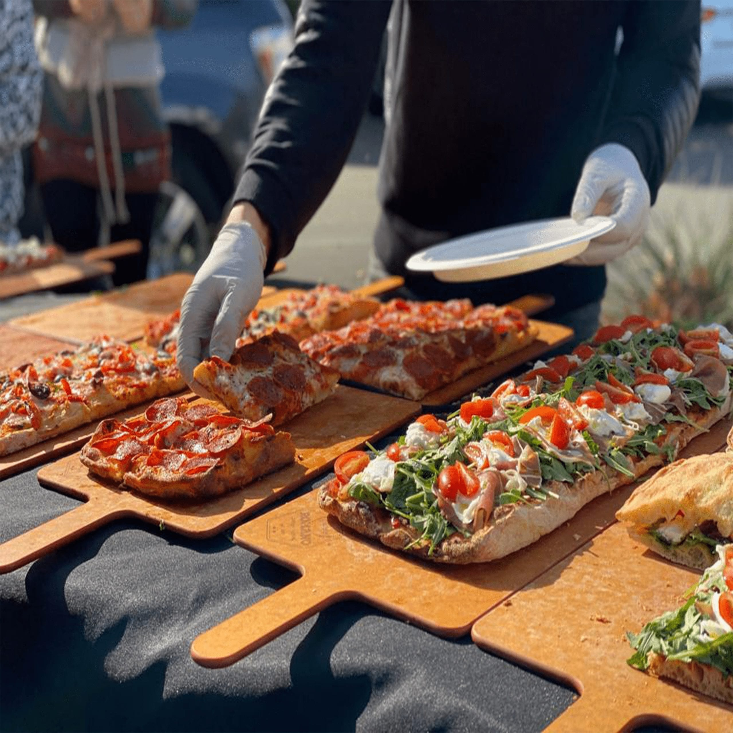 Pizza and Tacos Catering