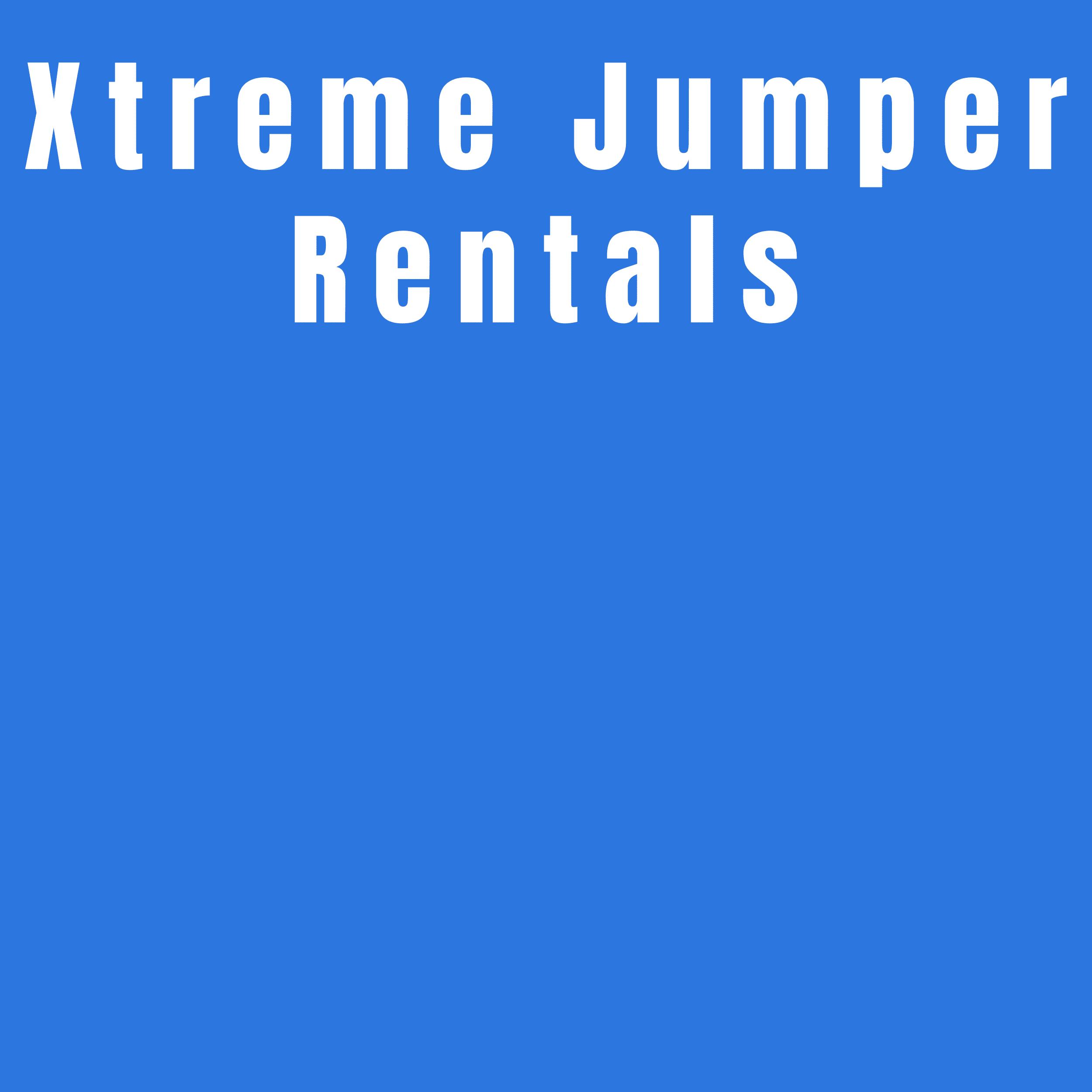 Xtreme Jumper Rentals