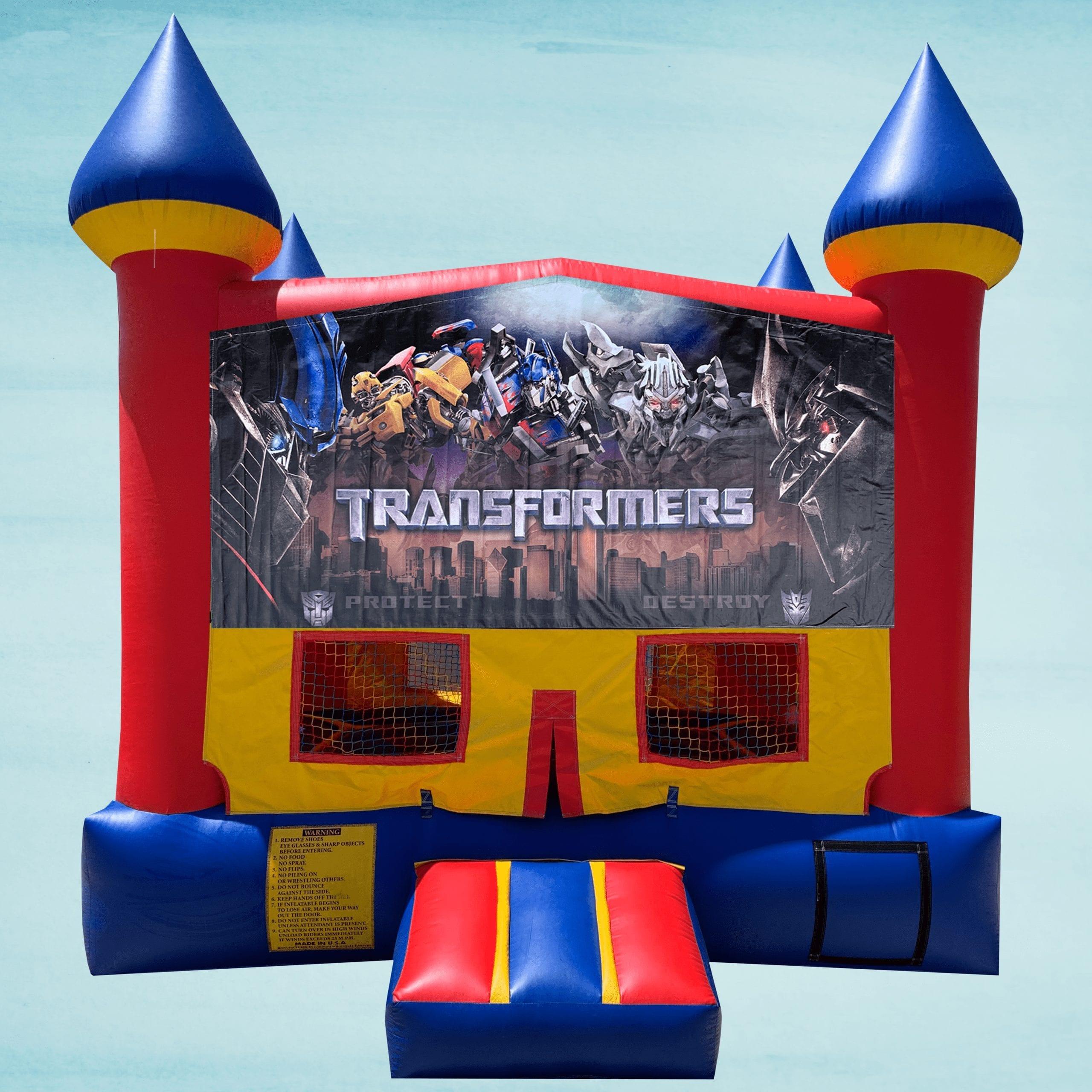Transformer Bounce House
