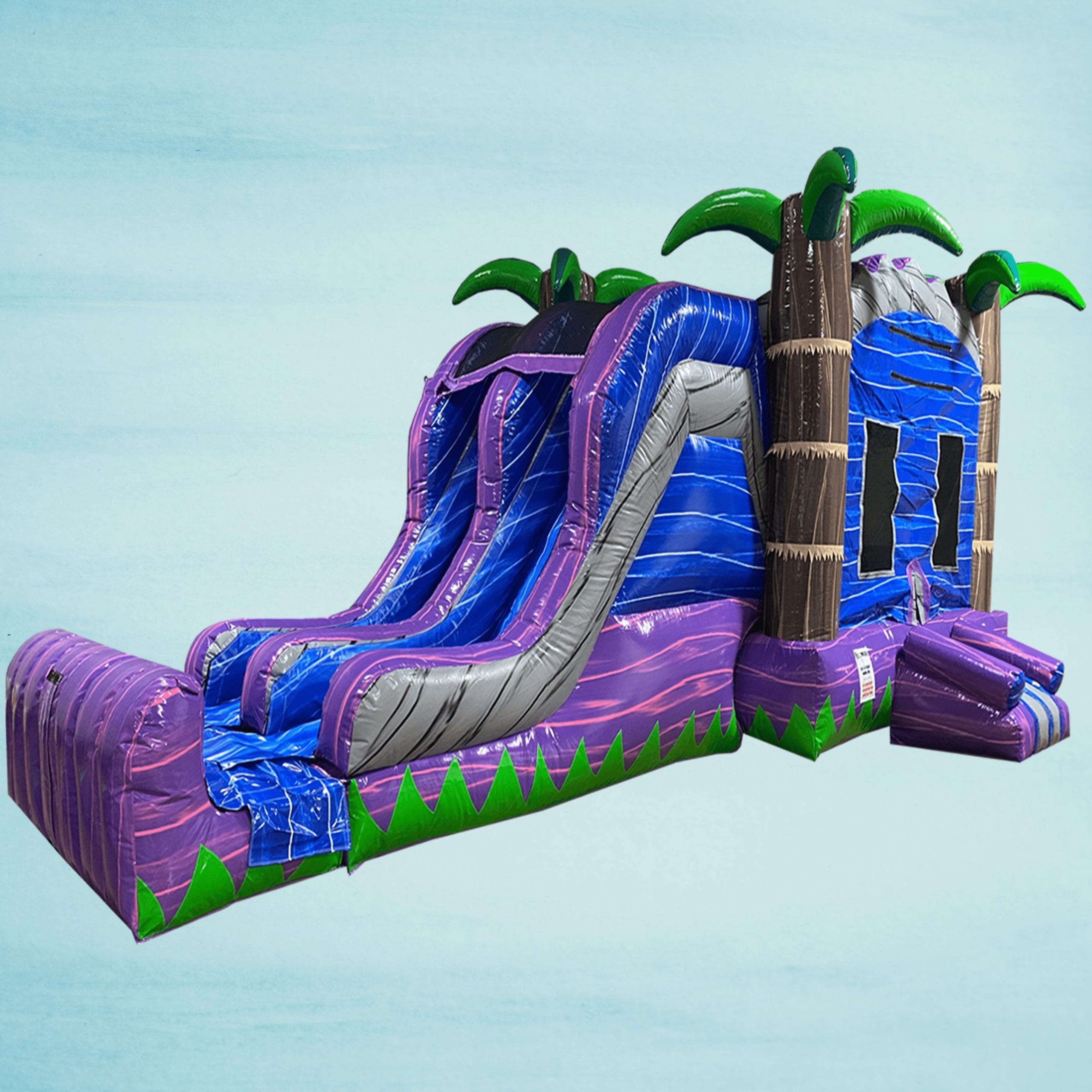 Purple Crush Bounce House