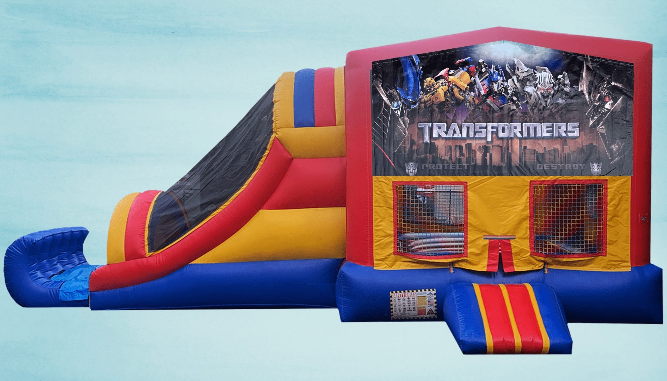 Transformer Bounce House